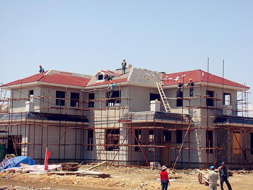 輕鋼別墅每平米造價 輕鋼別墅成本價格