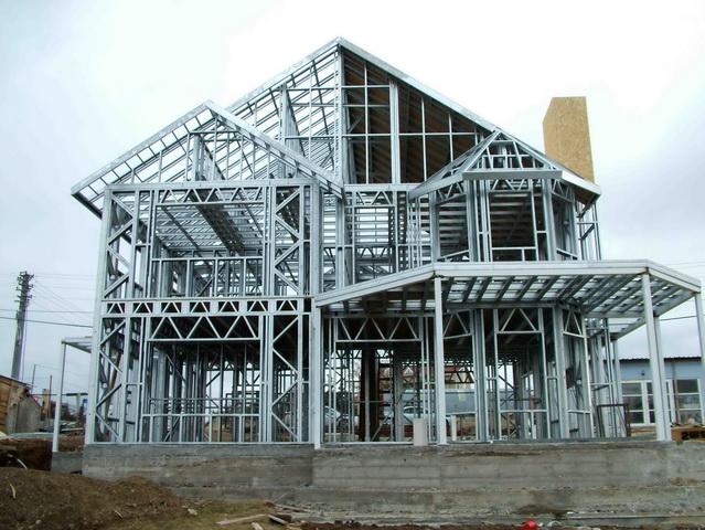 澳大利亚轻钢房屋