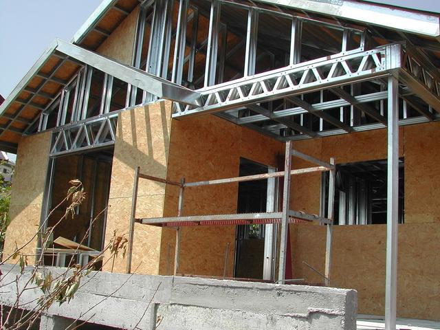 澳洲自建房轻钢房屋