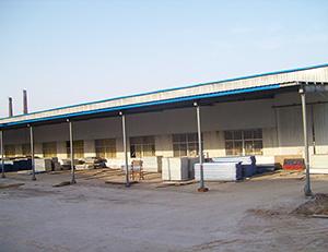 利达工厂厂区