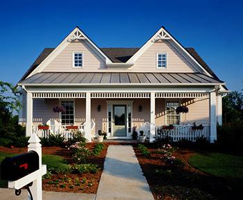 美式风格轻钢别墅