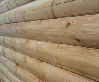 圆木外墙挂板